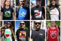 268 camisetas