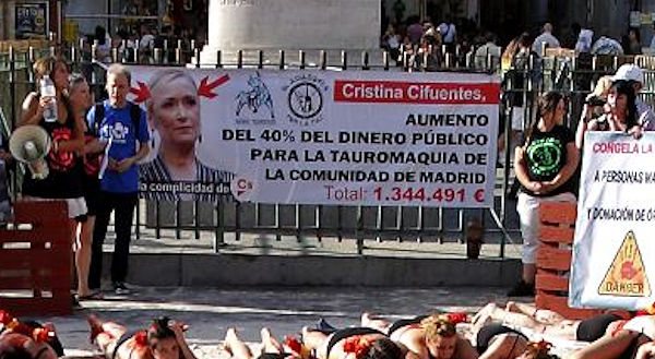 happening madrid cifuentes 2