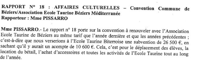 école taurine Béziers 15b