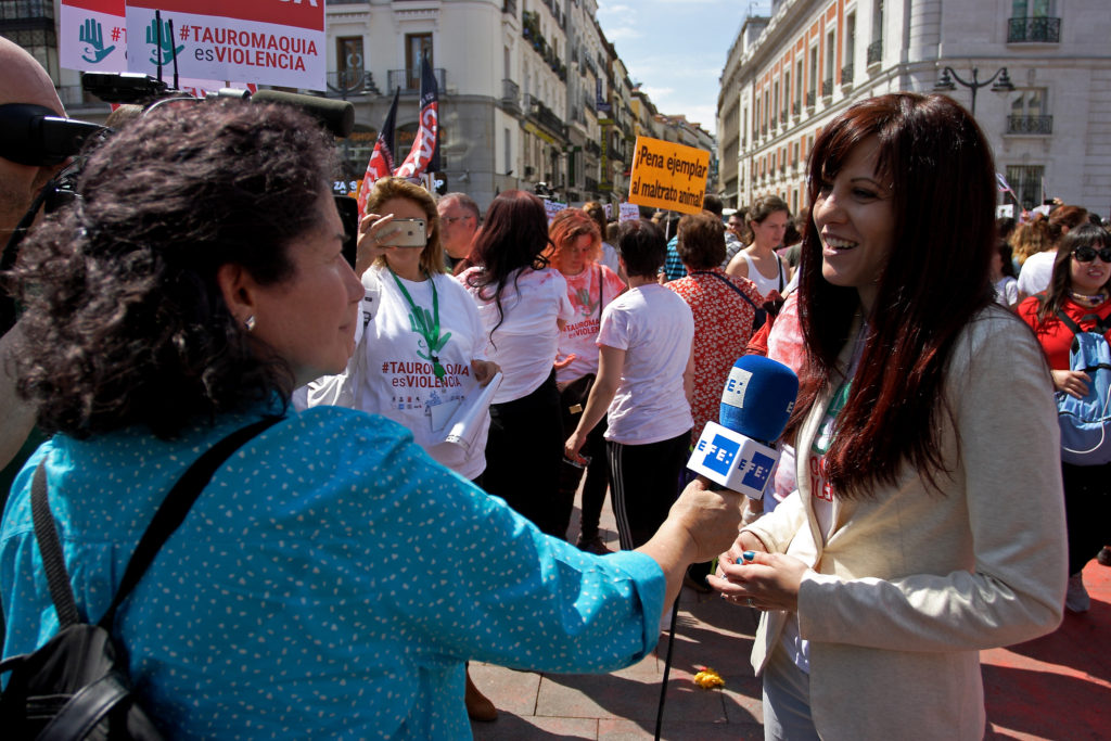 itw Laura EFE